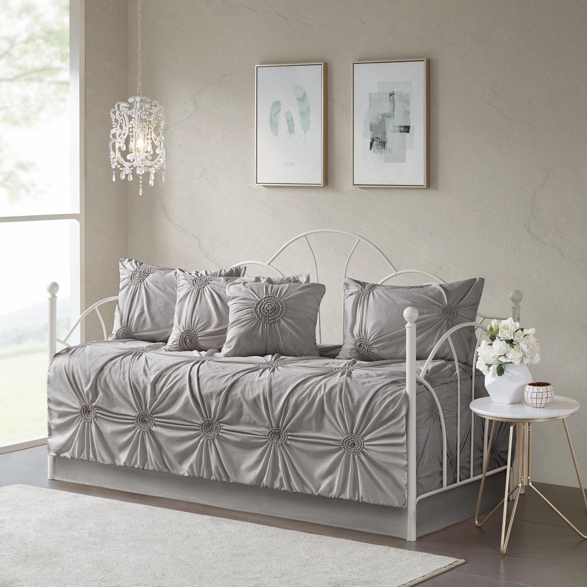 - House Of Hampton Noack Reversible Comforter Set & Reviews Wayfair