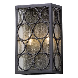 Colley 2-Light Outdoor Flush Mount by Fle..