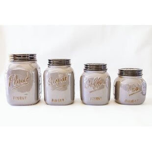 4 Piece Coffee, Tea, & Sugar Sets