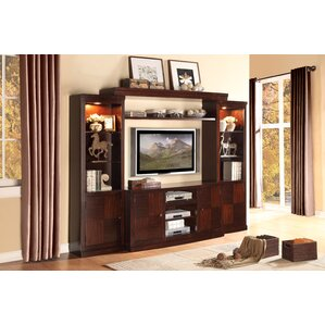 Compare prices Darby Home Co Hockett Entertainment Center