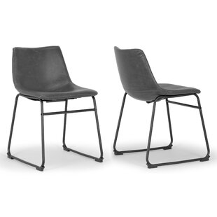 Myrick Upholstered Dining Chair (Set of 2)