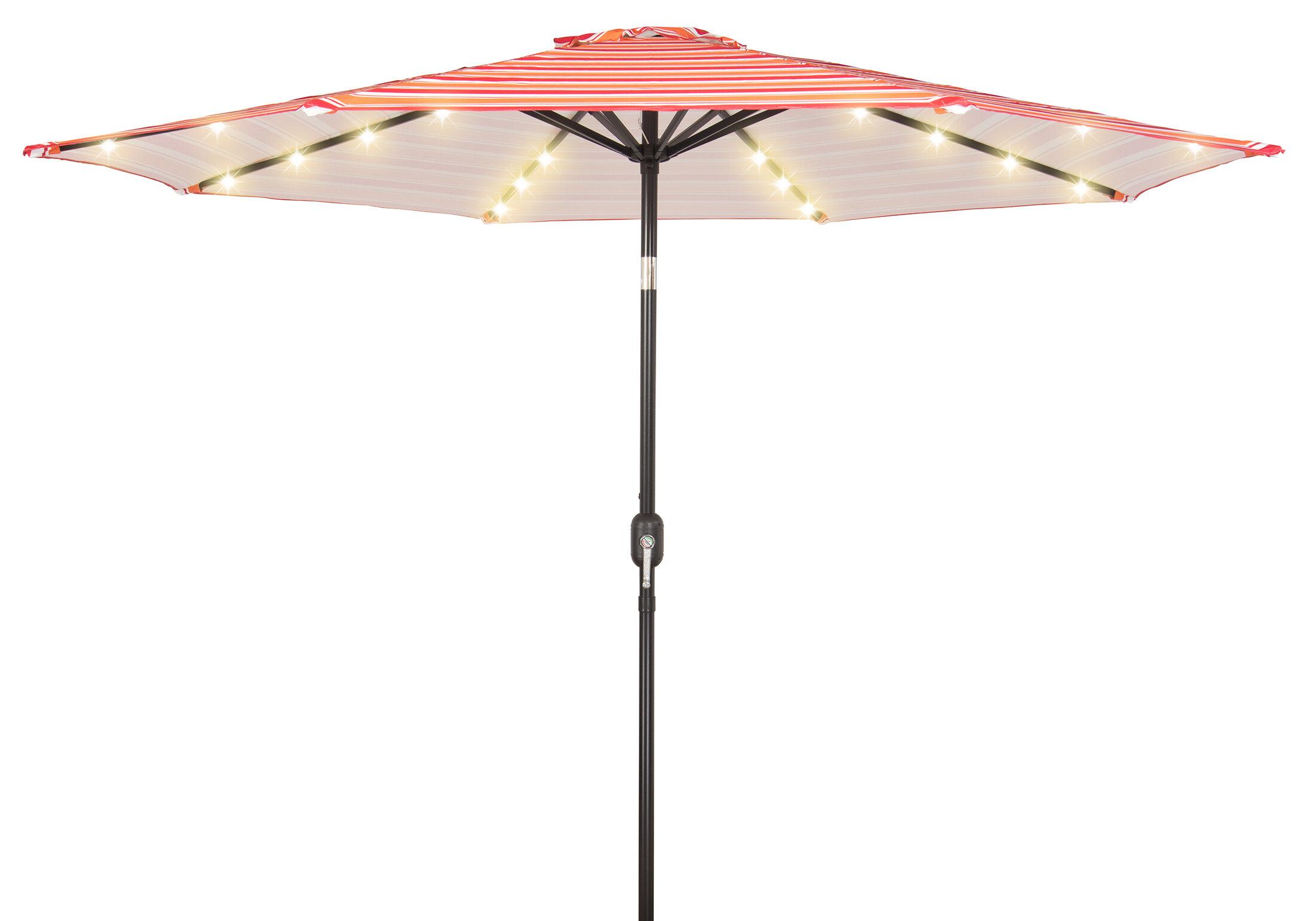 Trademark Innovations 9 Lighted Umbrella Reviews