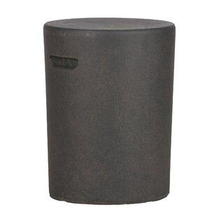 Beacham Stone/Concrete Side Table (Set Of 2) Image