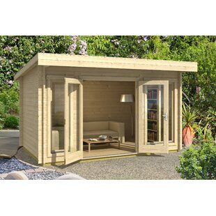 Riemer 13.5 X 8.5 Ft. Tongue & Groove Summer House Image