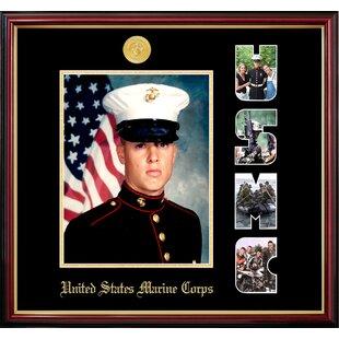 Marine Portrait Petite Picture Frame By Patriot Frames