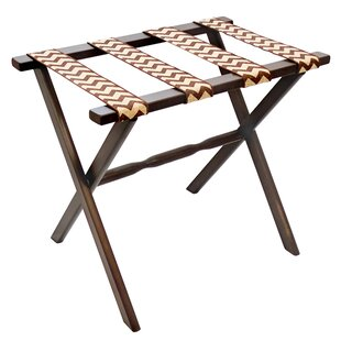 Looking for Burlap Pattern Series Straight Leg Luggage Rack ByGate House Furniture