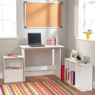 Soho Kids Study Desk with Storage Cube and Bookshelf by TMS