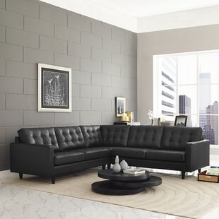 Gelb Sectional by Ivy Bronx Top Reviews