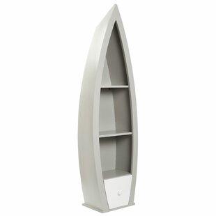 Mona 180cm Bookshelf By Zoomie Kids