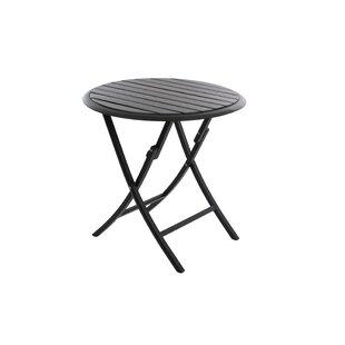 Reid Folding Aluminium Bistro Table Image