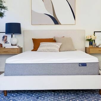 Serta Perfect Sleeper 12 Southpoint Ii Medium Foam Mattress And Box Spring Reviews Wayfair