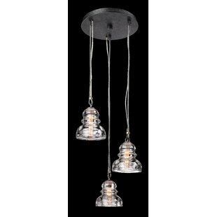 Agustina 3-Light Pendant b..