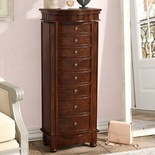 Riverton Eight Drawer Jewelry Armoire by One Allium Way