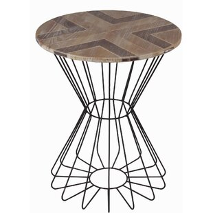 Hepner End Table by Williston Forge Reviews