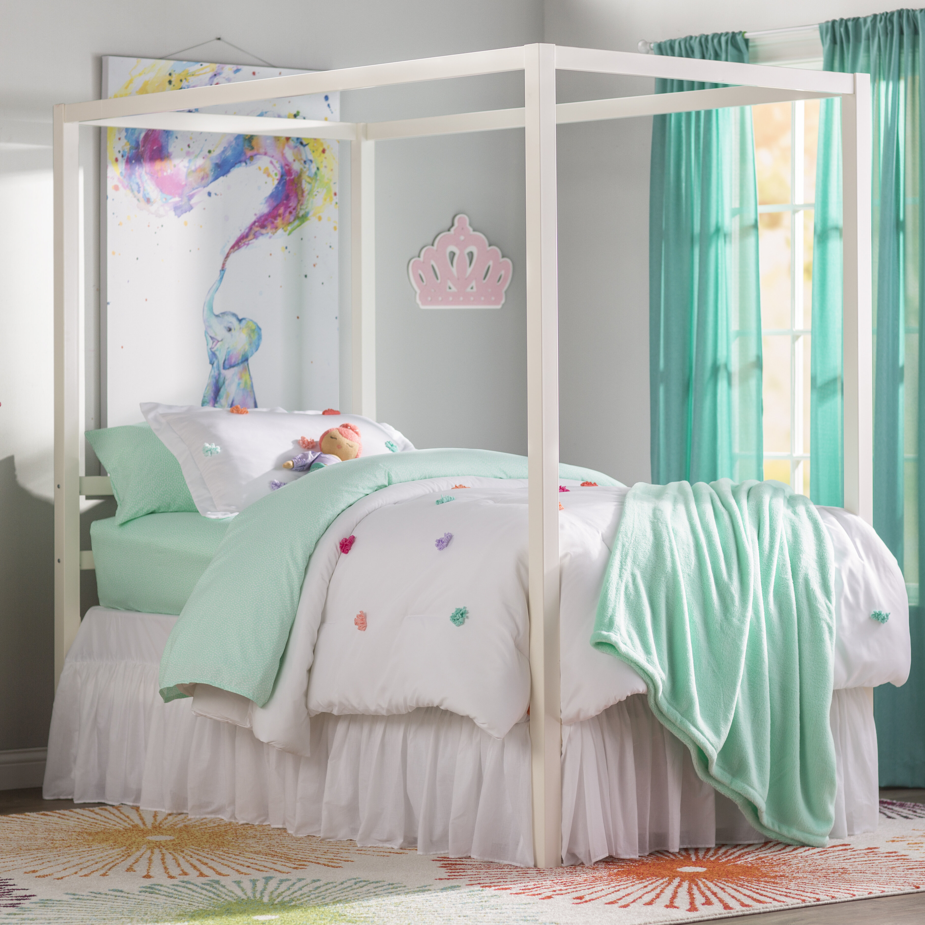 Ainsworth Canopy Bed