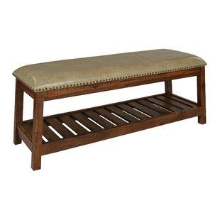 Alcott Hill Cogar Upholstered Bench