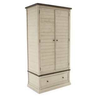 Ballerini 2 Door Wardrobe By Beachcrest Home