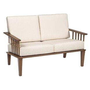 Woodard Van Dyke Love Seat