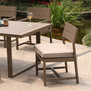 Otega Patio Dining Chair with Cushion