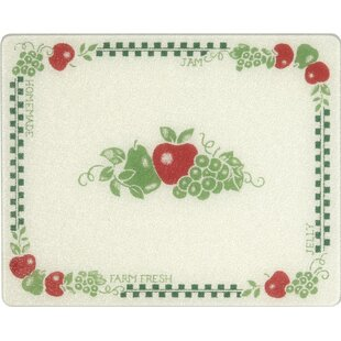 Surface Saver Tempered Glass Cutting Board