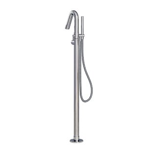 Aquatica Colonna Floor Mounted Free Stand..