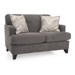 Jannet Collage Loveseat by Latitude Run