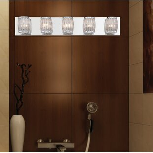 Latitude Run Bronstein 3-Light Bath Bar