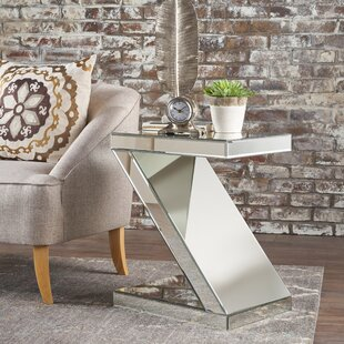 Anrielle End Table by Orren Ellis