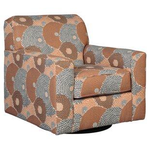 Bouck Swivel Armchair By Red Barrel Studio