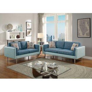 Lucero 2 Piece Living Room Set by Ivy Bronx