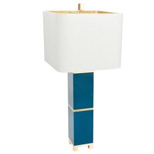 Peacock 35 Table Lamp