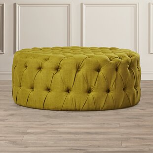 Belmont Cocktail Ottoman by Willa Arlo Interiors