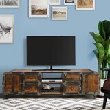 Mendenhall Solid Wood TV Stand for TVs up to 70 by Millwood Pines