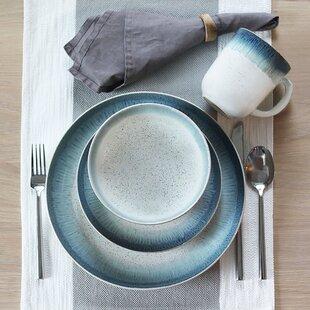 Marina 16 Piece Dinnerware Set, Service for 4
