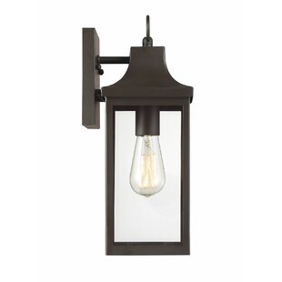 Seaforth Outdoor Wall Lantern by Willisto..