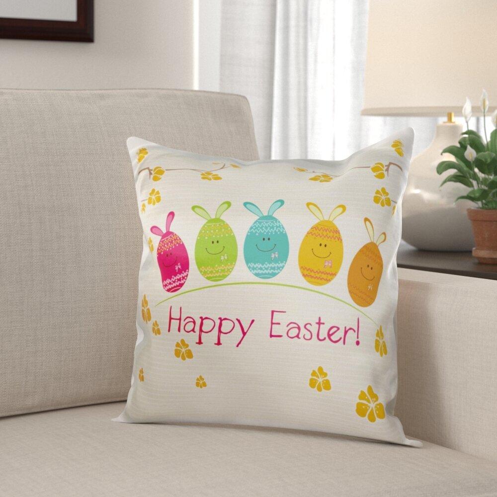 Blue Easter Throw Pillows You Ll Love In 2021 Wayfair