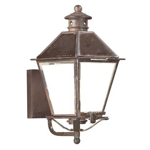 Darby Home Co Theodore 1-Light Outdoor Sconce