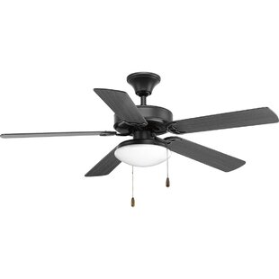 Charlton Home Penfield 5 Blade Ceiling Fan