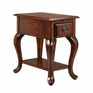 Fonville End Table with Storage by Darby Home Co