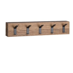 Weatherby Wall Mounted Coat Rack By Bloomsbury Market