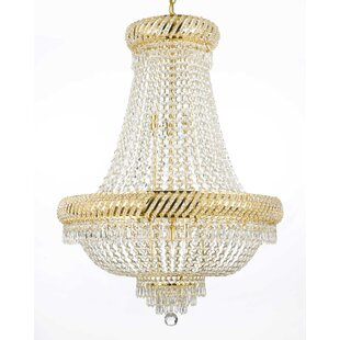 Montana 12-Light Chandelier by House of Hampton