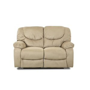 Auburn Reclining Loveseat by Klaussner Furni..