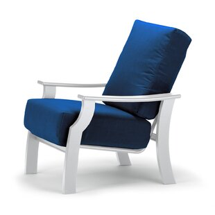 St. Catherine Indoor/Outdoor Arm Chair with Cushion