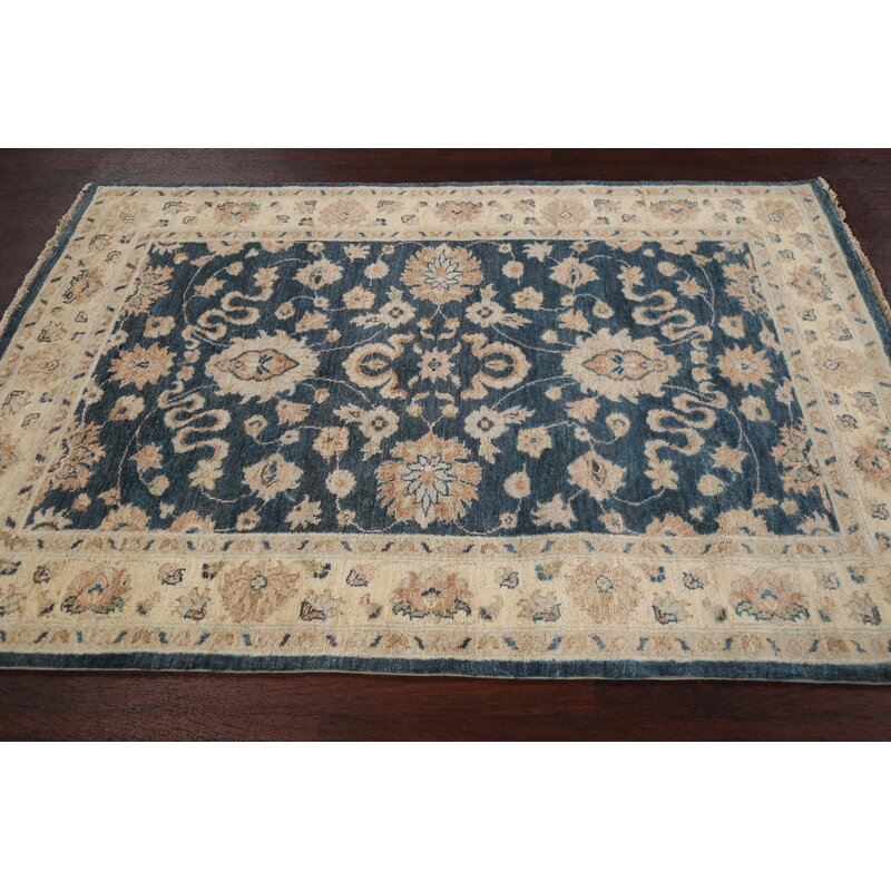 Rug Source Outlet One Of A Kind Hand Knotted Area Wayfair