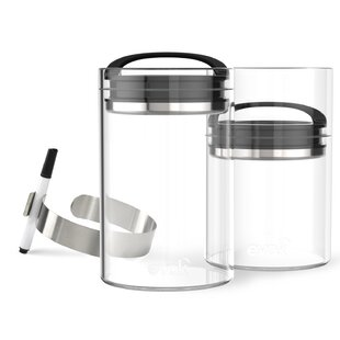 Evak Compact 24 Oz. Food Storage Container (Set of 2)