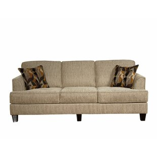 Three Posts Whitaker Serta Upholstery Davey Sofa