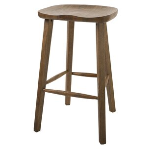 Compare prices Violet Tractor Style 30 Bar Stool by Union Rustic Reviews (2019) & Buyer's Guide