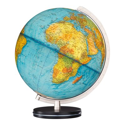 Columbus Globe Jena Illuminated Desktop Globe