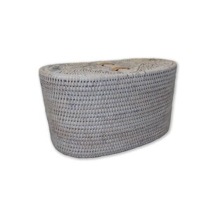 artifacts trading Rattan Tissue Box Cover