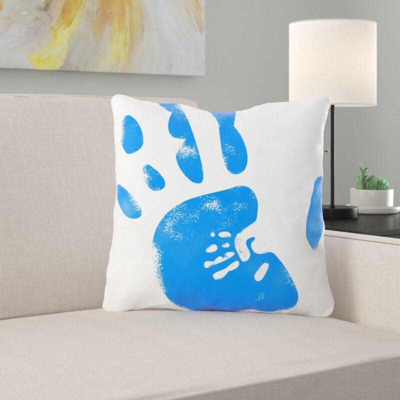 Ebern Designs Maine Throw Pillow Wayfair